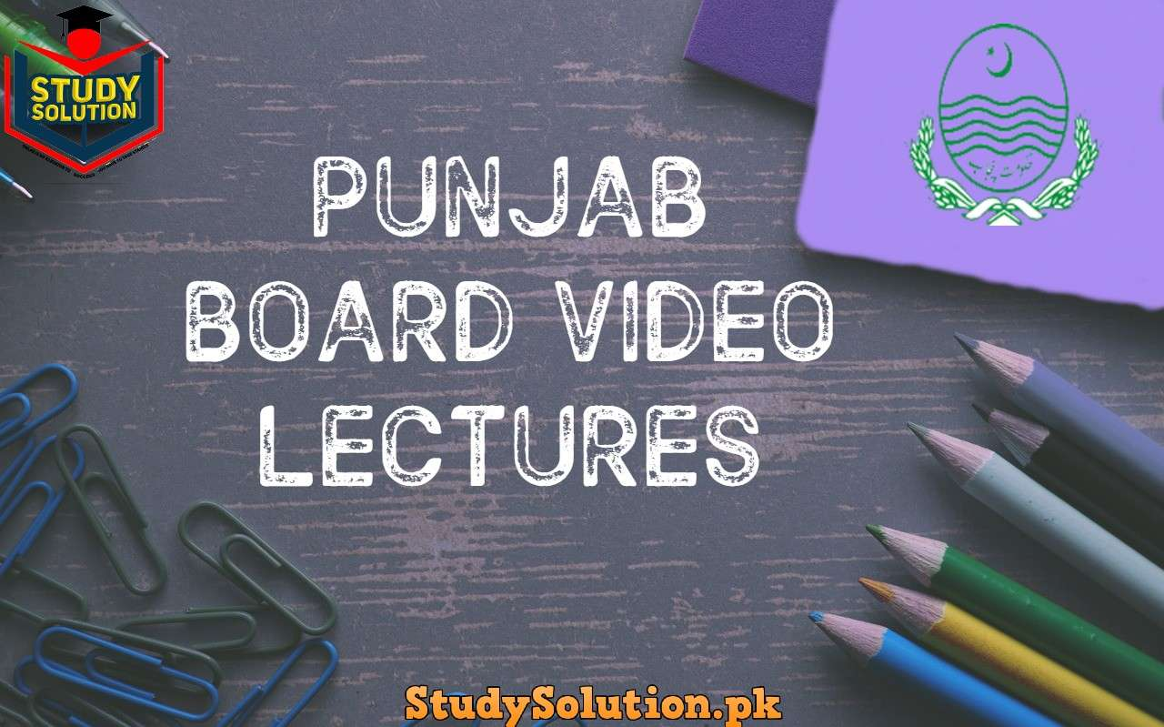 Free Download Punjab Board Video Lectures