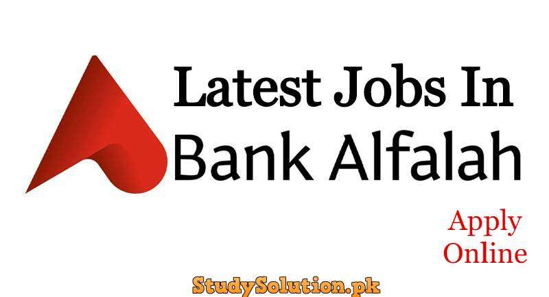 Bank Alfalah Limited Jobs 2020 Apply Online