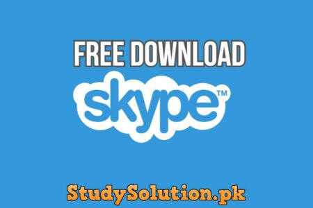 Skype Free Download Latest 2020 For Windows 7,8,10