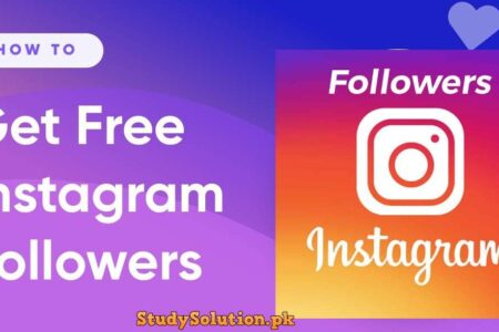 How To Get Free Instagram Followers Real 2020